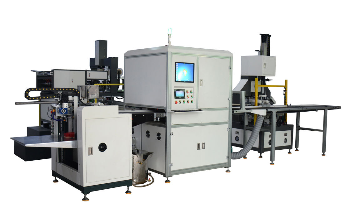 Automatic Rigid Box Making Machine For Phone Box ,Chocolate Box