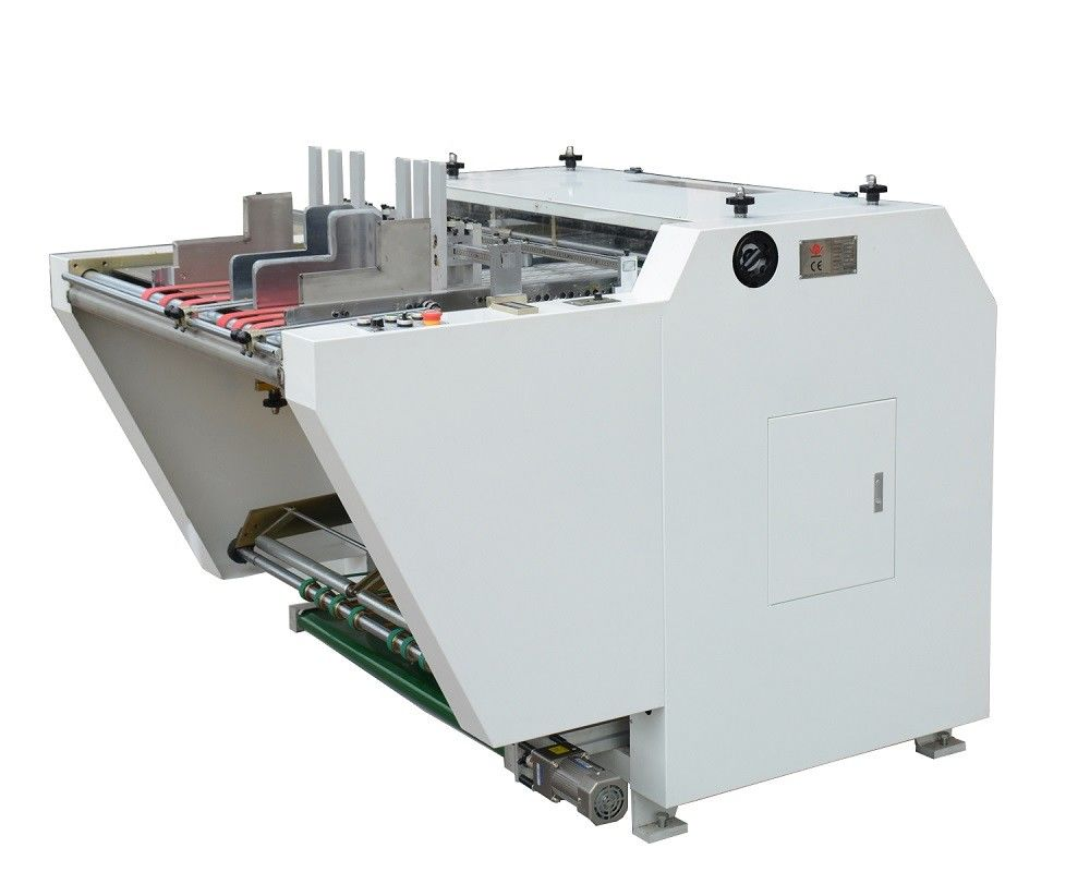Automatic Notiching Machine For Grooving Paperboard
