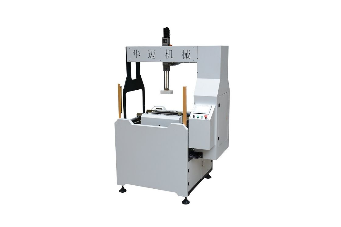 High Efficiency Square Box Wrapping Machine with Stable Performance