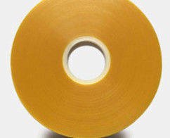 TS302 - 30 OPP / PET Hot Melt Strapping Tape For Automatic Tapping Machine