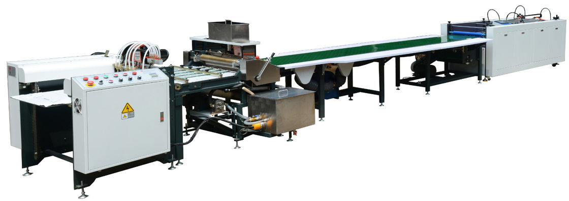 Semi Automatic Notebook Case Making Machine