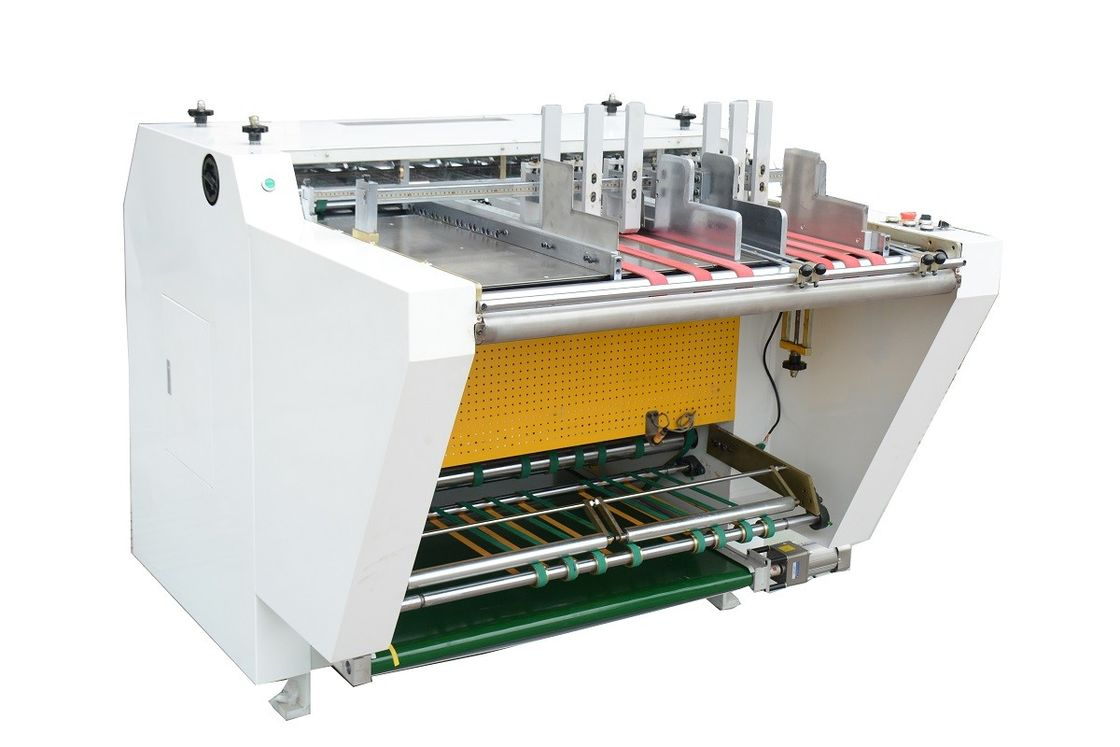 Automatic Cardboard Grooving Machine For Rigid Box