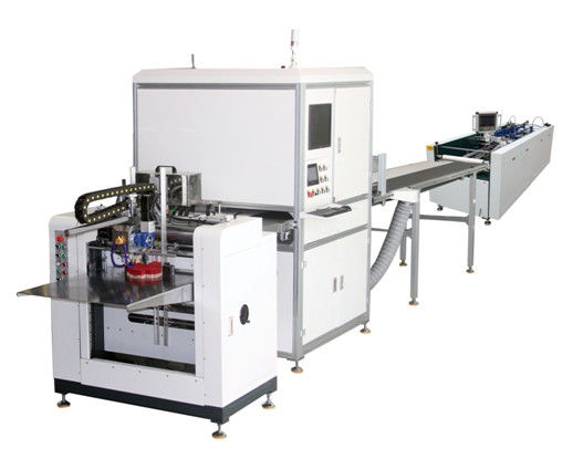 Fully Automatic Hard Case Making Machine For High - End Electronic Boxes