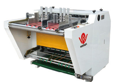 Automatic Grooving Machine For Grooving Paper Card