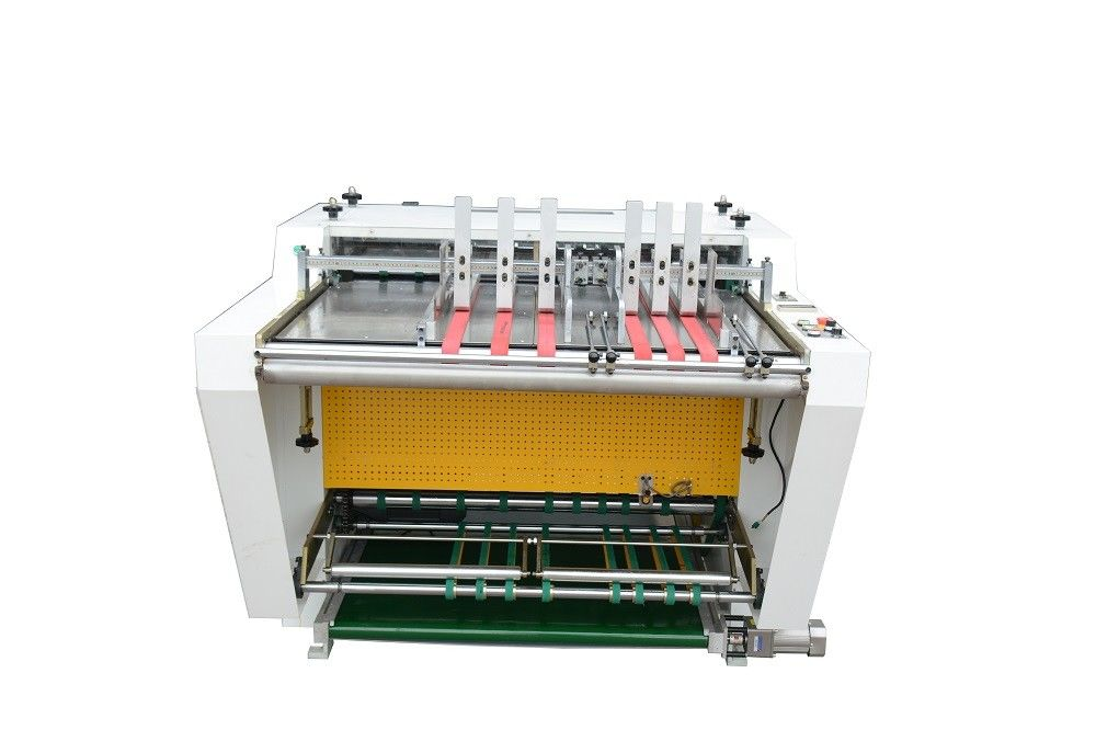 Automatic Grooving Machine For Grey Cardboard