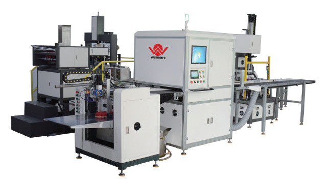 Full Automatic Rigid Box Making Machine Is The Best Equipment To Produce High - Grade Gift Box